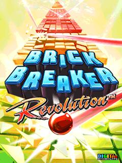 دانلود بازی موبایل فوق العاده BrickBreaker Revolution 2 جاوا